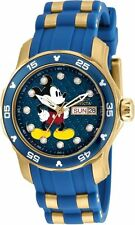 Invicta Women's Disney 38mm Pro Diver Scuba Mickey Ltd Ed 3 Slot Dive Watch Case