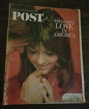 Saturday Evening POST Special Issue LOVE IN AMERICA, December 31,1966-Jan.7 '67