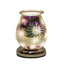 Aromatize 3D Electric Wax Melt Burner 17cm - 3D Firework *NEW* Touch On/Off