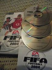 FIFA FOOTBALL 2004 per Windows B4