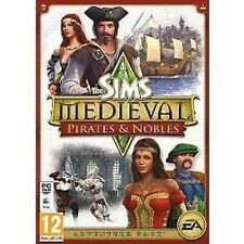PC & Mac Game The Sims Medieval Pirates & Und Nobles (Add-On) Expansion