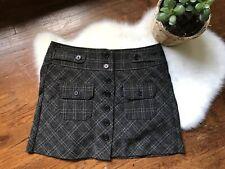 90's Delia's Plaid Skirt NWT