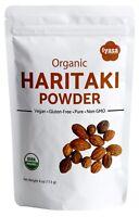 Organic Haritaki Powder   Harde   Harad   Supports Digestion - 4,8 oz #FastShip#