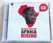 BLACK COFFEE Africa Rising CD SOUTH AFRICA Universal 3 Deluxe CD Cat# CDRBL815