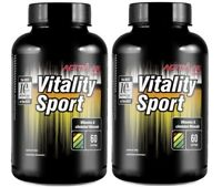 ACTIVLAB VITALITY SPORT - 240CAPSULES - Vitamins Chelated Minerals Complex !