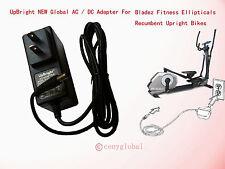 NEW AC Adapter For Bladez Fitness Elliptical E300 E600 E700i R300 R400 U300 U400