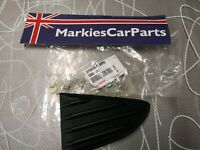 TOYOTA YARIS REAR BUMPER TRIM COVER CAP LEFT GENUINE NEW 526820D010 2014-2019