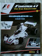 Brabham BT44B Formula 1 Collection Magazine (no model)