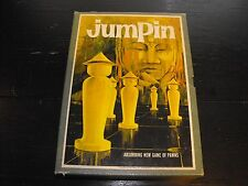 Vintage 1964 Jumpin - an Absorbing New Game of Pawns - 3M Bookcase Game