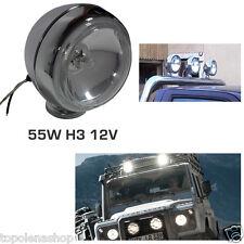 FARO FARI SUPPLEMENTARI PROFONDITA' 12V 55W AUTO MOTO JEEP 4x4 FUORISTRADA IP68