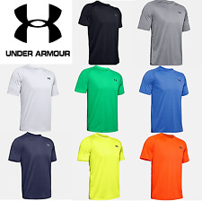 Under Armour Men's Training UA Tech Novelty 2.0 T-Shirt Short Sleeve Tee 1345317
