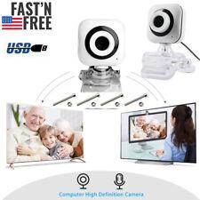 Hd Camera Webcam Clip With Microphone Usb For Pc Laptop Desktop Video Cam M1I5