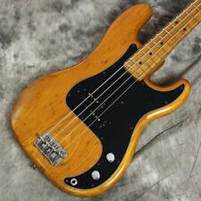 Fender USA Vintage 1976 P-bass Natural