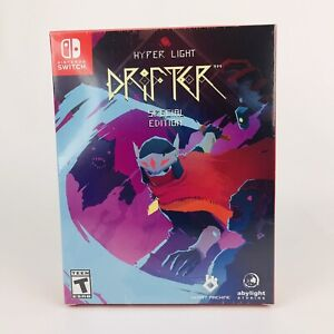Hyper Light Drifter Special Edition for Nintendo Switch NEW AND SEALED