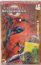 ULTIMATE SPIDER-MAN n.46 Blisterato con Gadget Nuovo