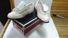 vintage 70s Saucony Double Play Baseball Shoe leather bottom usa made