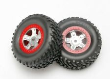 Traxxas Reifen auf Felge 1:16 Slash - TRX7073A