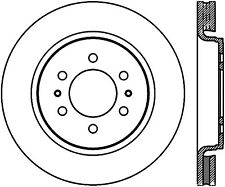 Disc Brake Rotor-4WD Front Left Stoptech 127.65119CL