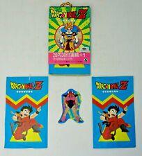Dragon Ball Z MAGNETS GARLIC SAGA Mustard by Amada Pull Pack PP