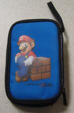 Rds Industries Mario Bricks Game Traveler Blue Case Multi-Color 3DS For 1E