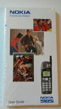 NOKIA 5185i Cell Phone User Manual Guide Instructions NEW Sealed