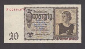 5 RM K1 Details about  /Deutsche WWII GERMANY1939-45 FUNF REICHSMARK BANK NOTE S//N: J18761647