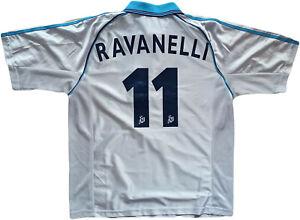 Maglie da calcio di squadre francesi Olympique de Marseille ...