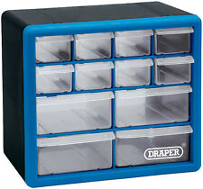 Genuine DRAPER 12 Drawer Organiser 12014