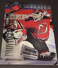 MARTIN BRODEUR 1997-98 Donruss Canadian Ice PROVINCIAL SERIES Foil #42  #d /750
