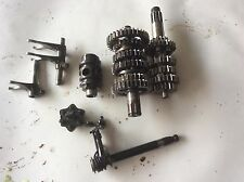 2003 Kawasaki KX100 KX 100 Transmission Shift Drum Forks Gears