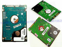 "80GB 160GB 250GB 320GB 500GB 750GB 1TB  2.5"" SATA Hard Drive HDD Laptop LOT"