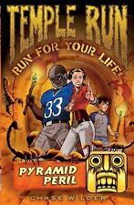 Temple Run Book Four Run for Your Life: Pyramid Peril (Temple Run: Run for Your