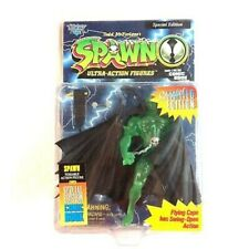 Spawn Green Special Edition Flying Cape Action Figure 1996 McFarlane Toys