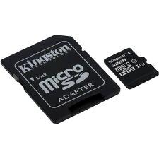 Kingston microSDHC 32 GB High Speed C10 UHS-I Flash Memory SD Card SDC10G2/32GB