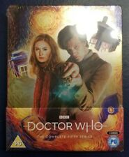 Doctor Who: The Complete Fifth Series - Limited Edition Steelbook (Region: B)