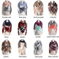 Winter Women Lady Thick Warm Scarf Soft Lamb Wool Scarf Warm Scarf Soft Scarves