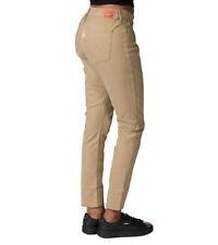 Levis Womens 711 Khaki Skinny Soft Harvest Gold Jeans Tag Size 31x30 12 Medium
