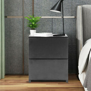 Modern Chest of Drawers Bedside Table Cabinet NightstandDrawers Bedroom Storage