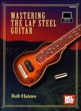 Mastering The Lap Steel Guitar TAB Music Book/Audio Learn How To Play Method