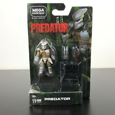 MEGA Black Series Construx Predator Mini Figure