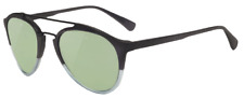 New Vuarnet Pilot Cable Car VL 1603 Sunglasses Pure Grey Frames/Grey Lenses $350
