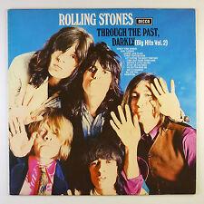 "12"" LP - Rolling Stones - Through The Past, Darkly (Big Hits Vol. 2) - B4204"