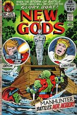 DC The New Gods #6 (1972)  ...Jack Kirby - No stock images