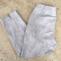 Piazza Sempione Audrey Pants Size 6 US/ 42 Ita Gray EUC $395