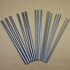 Soft Steel Material for Making Blue steel Winding Stems on Watchmaker Lathe