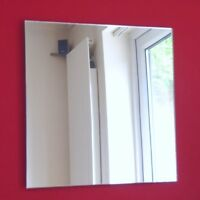 Square Acrylic Mirror (Several Sizes Available)