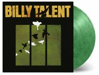 BILLY TALENT BILLY TALENT III  ltd green marbled vinyl lp  MOVLP2627