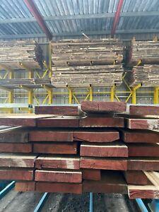Reclaimed Oak Planks Flooring Cladding Wall Panels Furniture Barn Wood Timber