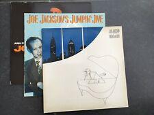 Joe Jackson job lot bundle LP Vinyl Night Day Body Soul Jumpin Jive