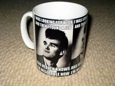 Morrissey The Smiths looking for a job and then i found a job MUG